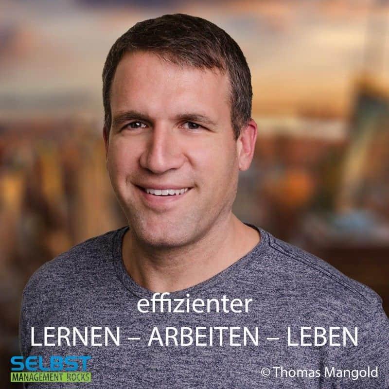 Effizienter Lernen – Arbeiten – Leben! Der Selbstmanagement und Zeitmanagement Podcast!