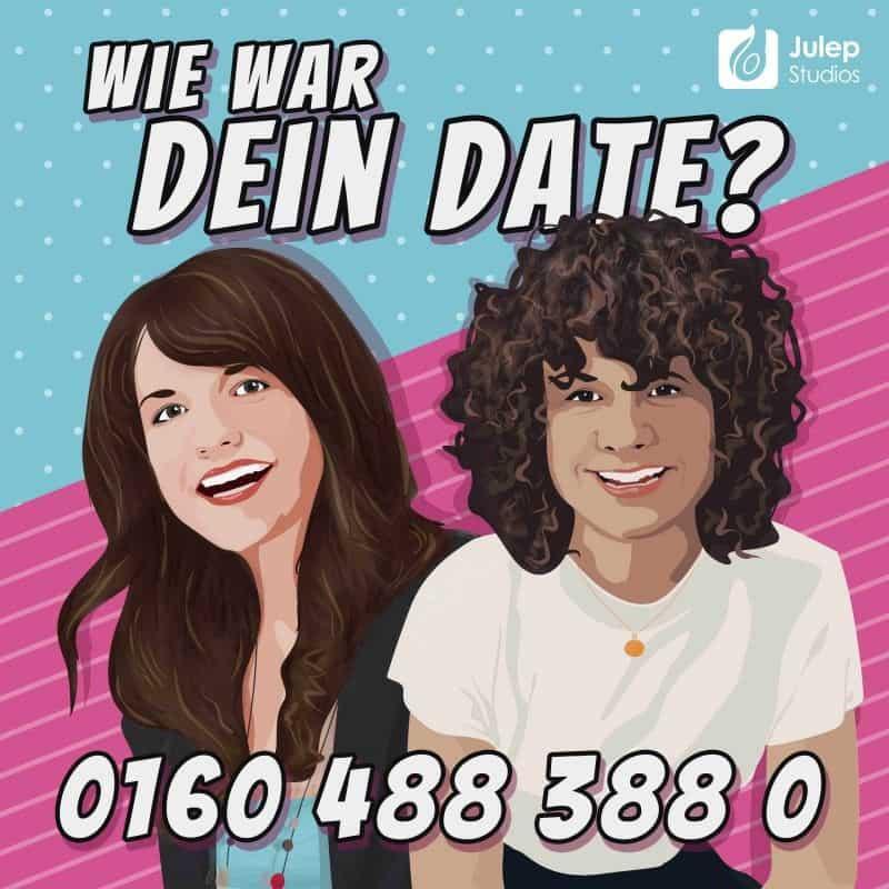 Wie war dein Date?
