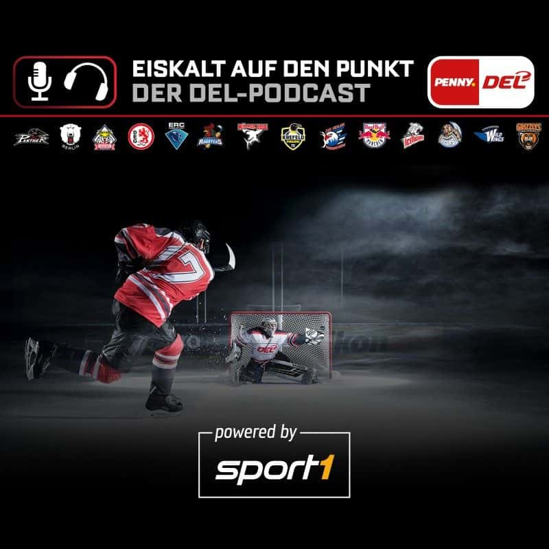 Eiskalt auf den Punkt – der DEL-Podcast