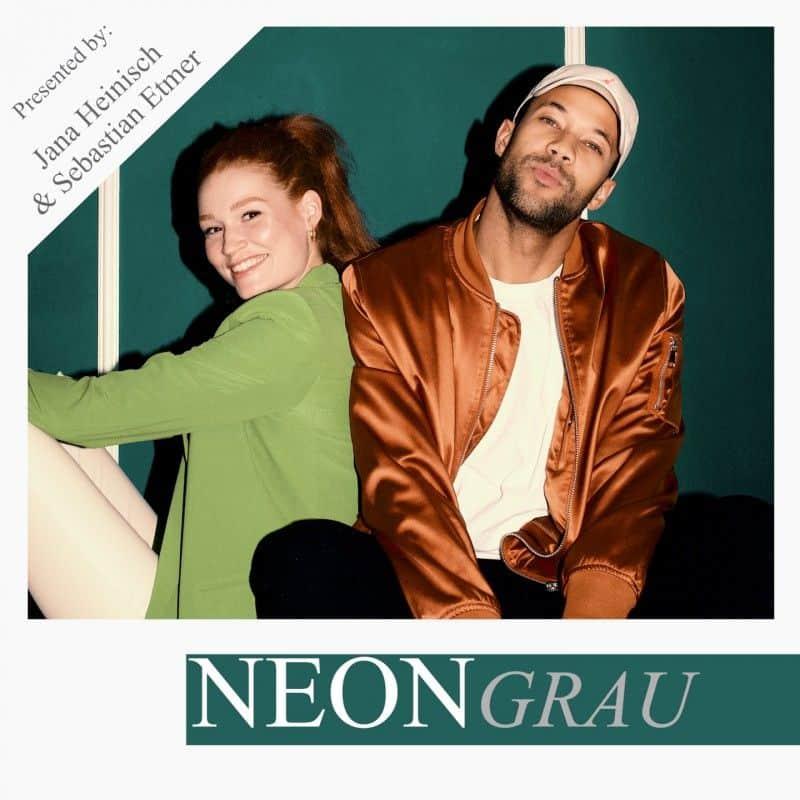 Neongrau