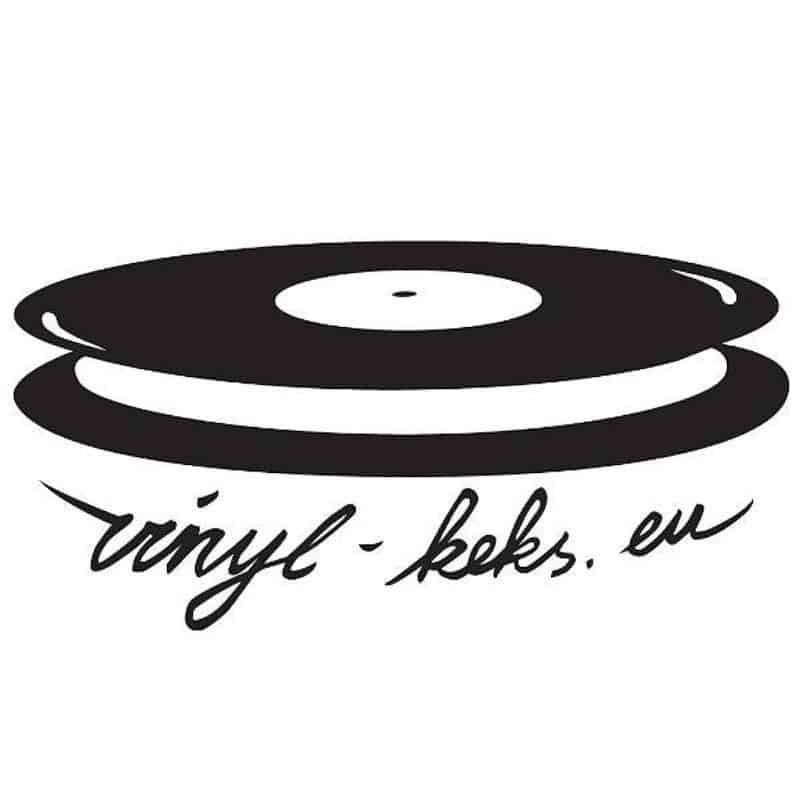 Vinyl-Keks Plattenteller