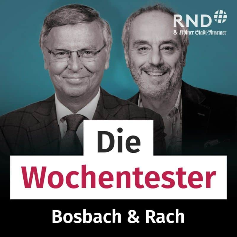 Bosbach & Rach – Die Wochentester