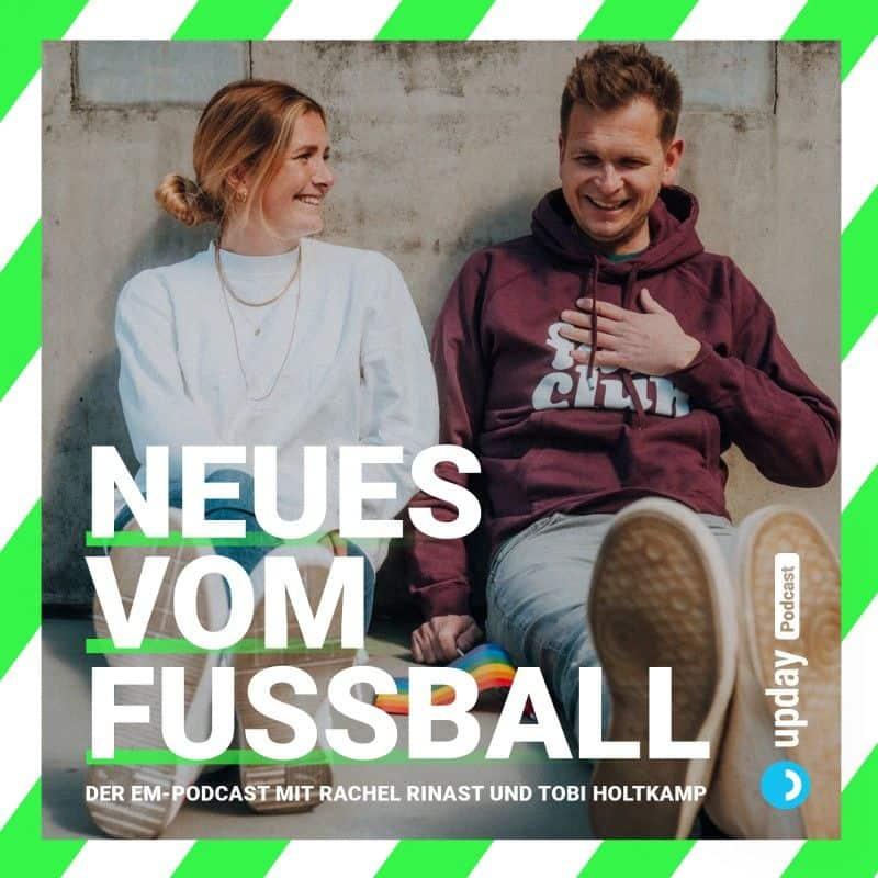 NEUES VOM FUSSBALL – upday EM Spezial