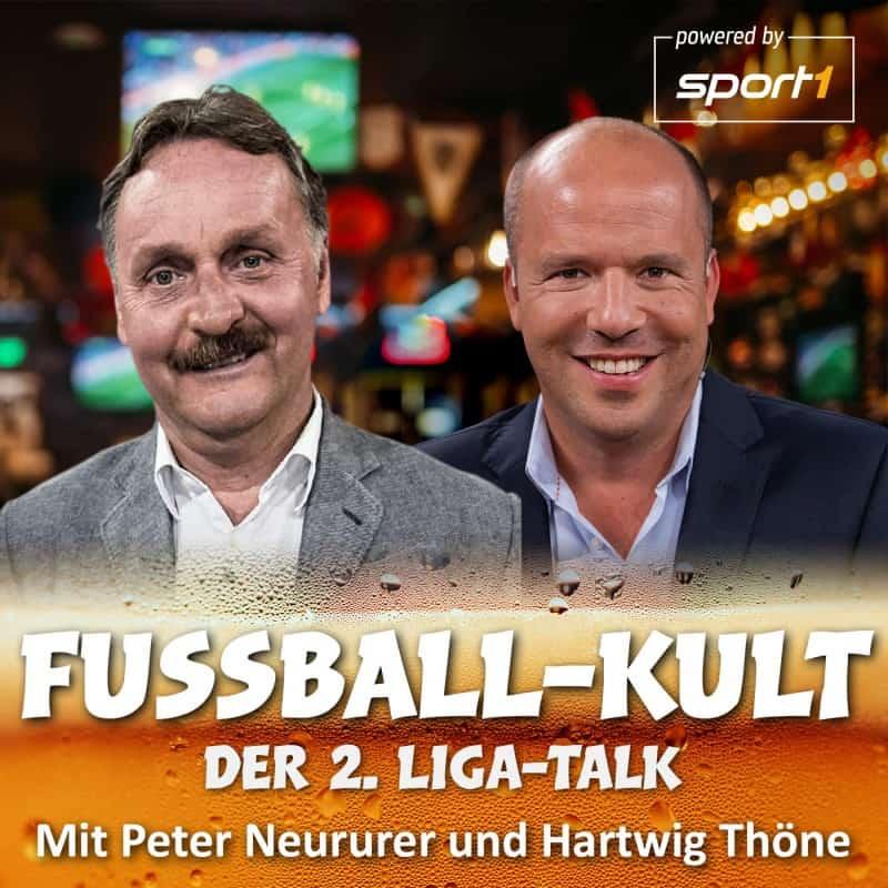 Fußball-Kult. Der 2. Liga-Talk mit Peter Neururer und Hartwig Thöne