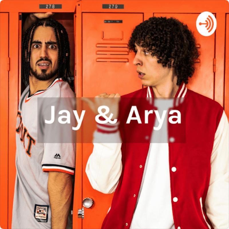 Jay & Arya – Der eigentlich ganz gute Podcast
