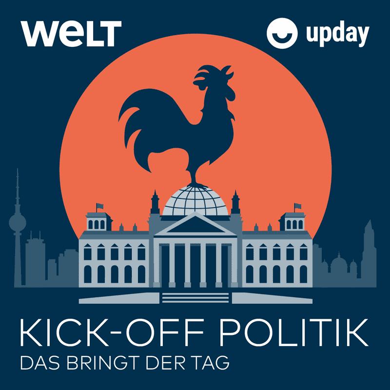 Kick-off Politik – Das bringt der Tag