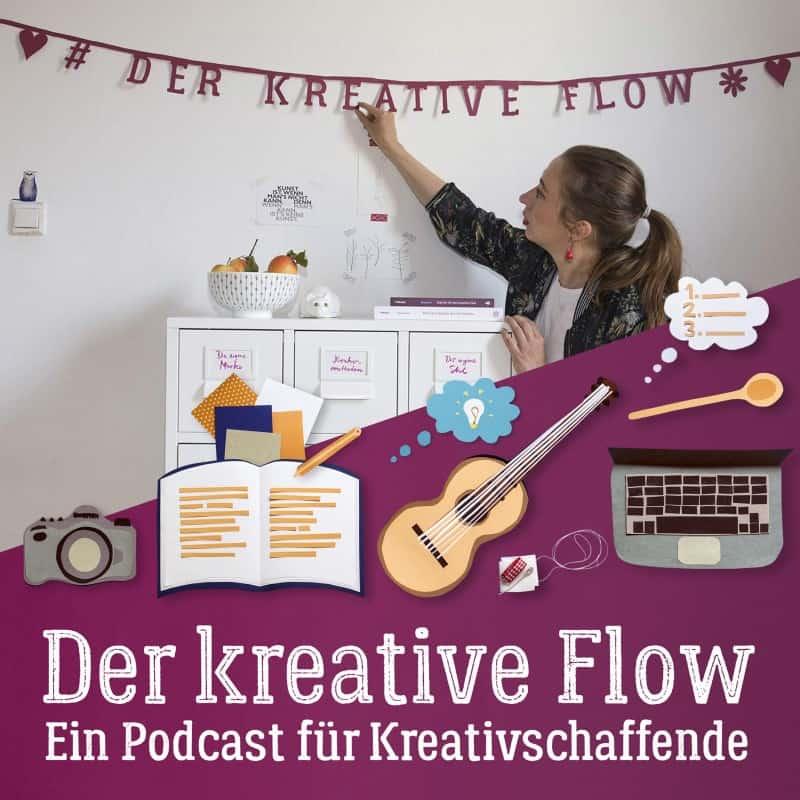 Der kreative Flow – Ein Podcast für Kreativschaffende